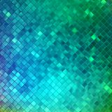 Glitters on blurred with smooth highlights.  Royalty Free Stock Photo