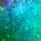 Glitters on blurred with smooth highlights. EPS 10. Blue glitters on a soft blurred background with smooth highlights. EPS 10 vector file included Stock Image