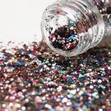 Glitters Stock Photo
