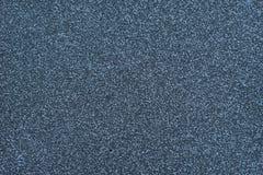 Glittery текстура Голубая бумага яркого блеска Стоковое Изображение