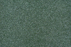 Glittery текстура Зеленая бумага яркого блеска Стоковое Изображение RF