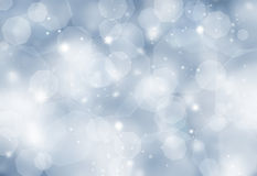 Glittery blue background Royalty Free Stock Images