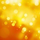 Glittery gold Christmas background. EPS 10 Royalty Free Stock Photos