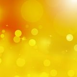 Glittery gold Christmas background. EPS 10 Stock Photos