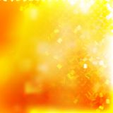 Glittery gold Christmas background. EPS 10 Stock Image