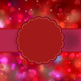 Glittery multicolor Christmas background. EPS 8 Royalty Free Stock Photos