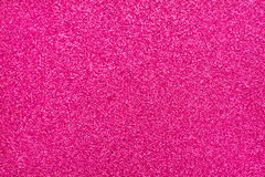 Glittery texture. Pink glitter paper Royalty Free Stock Photography