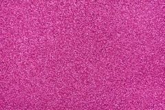 Glittery texture. Pink glitter paper Royalty Free Stock Photos