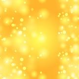 Glittery vintage seamless pattern. Glittery vintage yellow seamless pattern Royalty Free Stock Photos