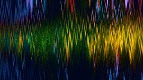 Glitterykwaststreken abstracte achtergrond Modern Art Texture Dik verfdocument voor creatieve blikken, thema's, achtergrond, affi stock illustratie