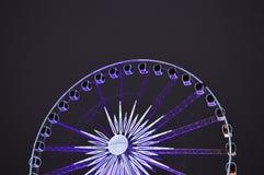 Glitzerndes Rad Lizenzfreies Stockfoto
