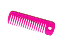 Glitzy comb Stock Photo