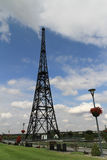 Gliwice Radio Tower Stock Photo