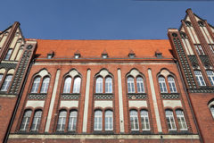 Gliwice town Royalty Free Stock Images