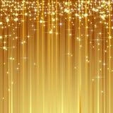 Glänzender Hintergrund. Stockbild