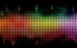 Glänzender Hintergrund Stockfotografie