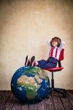 Globaal bedrijfsconcept royalty-vrije stock afbeeldingen