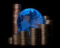 Globaal bedrijfsconcept Royalty-vrije Stock Fotografie