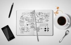 Globaal concept Stock Afbeeldingen