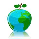 Globaal fruit Stock Afbeelding