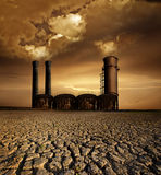 Globaal het Verwarmen Thema stock afbeeldingen