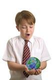 Globaal onderwijs Royalty-vrije Stock Afbeelding