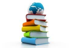 Globaal onderwijs Stock Afbeeldingen