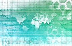 Globaal Vennootschap Royalty-vrije Stock Afbeelding