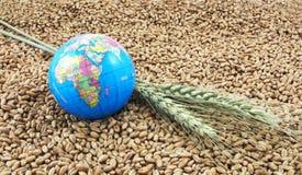 Globaal voedsel stock foto's