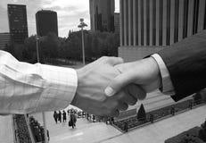 global överenskommelse royaltyfri bild