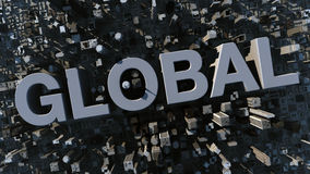 Global Foto de archivo