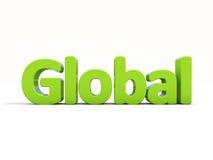 global Lizenzfreies Stockbild