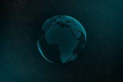 global affärsidé Arkivbilder