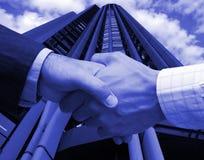 Global Agreement Stock Photo