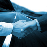 Global agreement Stock Photography