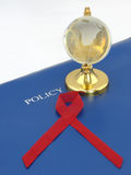 Global Aids Awareness Royalty Free Stock Photos