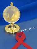 Global Aids Policy Royalty Free Stock Images
