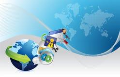 Global application Stock Photos
