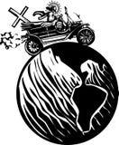 Global Automobile Christ Stock Image