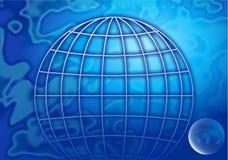 Global background Stock Photo