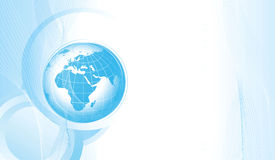 Global Background Royalty Free Stock Photos