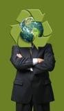 Global bereiten Sie Geschäft metaphore auf Lizenzfreie Stockbilder