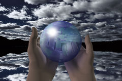 Global Bubble Stock Images