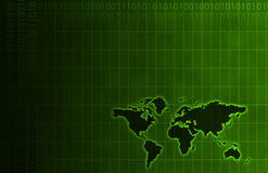 Global Business Abstract Background Stock Photography