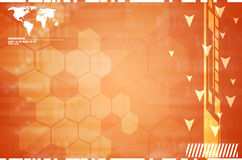 A Global Business Abstract Background Art Texture Royalty Free Stock Photography