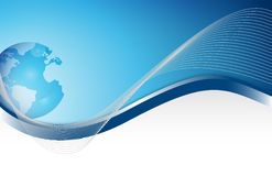 Global business background Royalty Free Stock Photography
