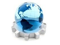 Global business concept Stock Photos