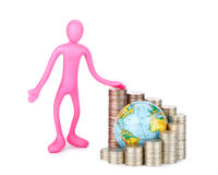 Global business concept. Stock Photography