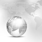 Global business concept Stock Image