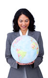 Global business expansion Stock Photo